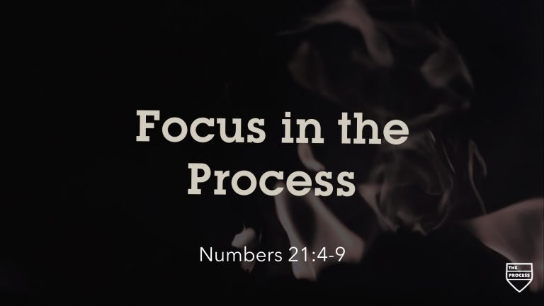 Focus in the Process