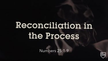 Reconciliation in the Process