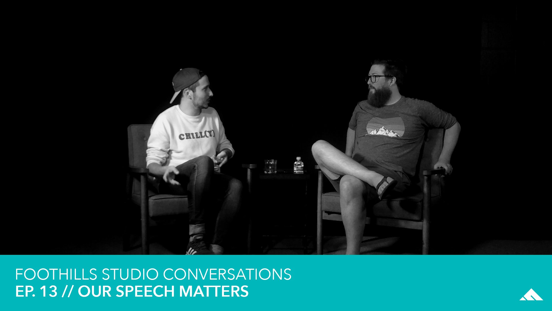 Ep. 13 // Our Speech Matters