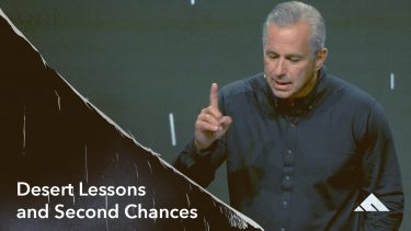Desert Lessons and Second Chances