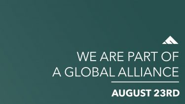 We Are Part of a Global Alliance