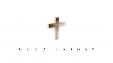 Good Friday Online Guided Reflection